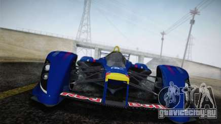 GT Red Bull X10 Sebastian Vettel для GTA San Andreas