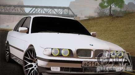 BMW 730d E38 1999 для GTA San Andreas
