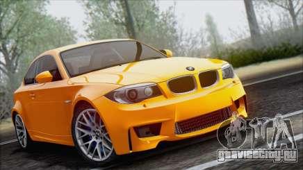 BMW 1M 2011 для GTA San Andreas