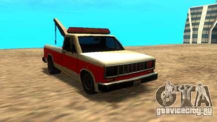 Новый Эвакуатор (Bobcat) для GTA San Andreas