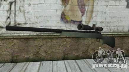 M40A1 Sniper Rifle для GTA San Andreas