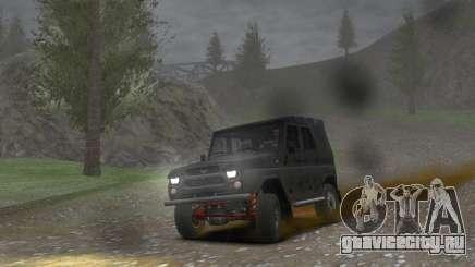 УАЗ  315195-162 для GTA 4