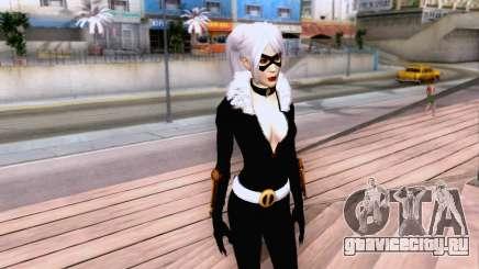 Женщина кошка для GTA San Andreas