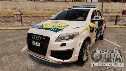Audi Q7 FCK PLC [ELS] для GTA 4