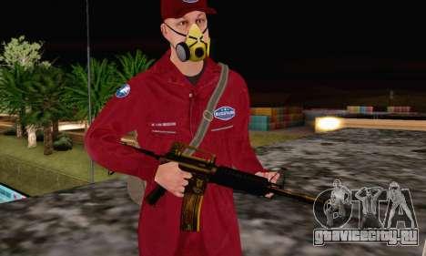 Bug Star Robbery для GTA San Andreas шестой скриншот