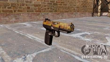 Пистолет FN Five-seveN Fall для GTA 4