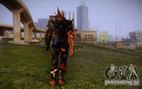 Зомби для GTA San Andreas второй скриншот