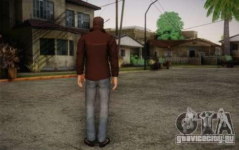 Dean Winchester для GTA San Andreas второй скриншот