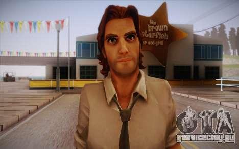 Bigby Wolf для GTA San Andreas третий скриншот