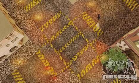Heavy Roads (Los Santos) для GTA San Andreas пятый скриншот