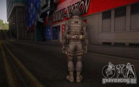 U.S. Secret Service Operative для GTA San Andreas второй скриншот