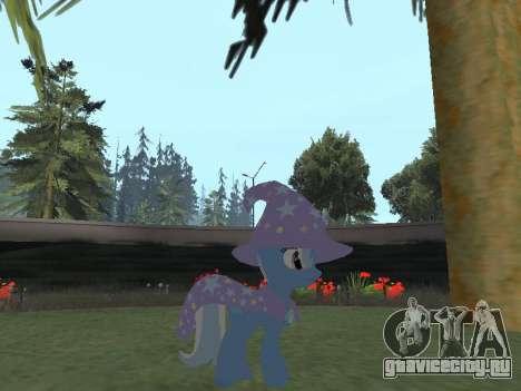 Trixie для GTA San Andreas второй скриншот