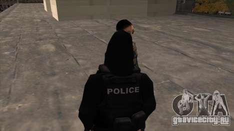 Special Weapons and Tactics Officer Version 4.0 для GTA San Andreas второй скриншот