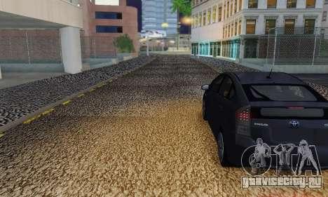 Heavy Roads (Los Santos) для GTA San Andreas двенадцатый скриншот