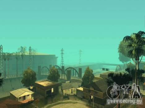 Beta Timecyc для GTA San Andreas седьмой скриншот