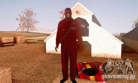 Bug Star Robbery 2 No Cap для GTA San Andreas третий скриншот