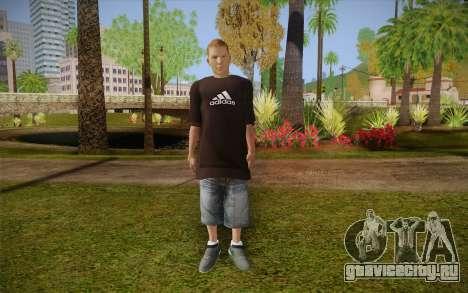 Sandr Yokkolo для GTA San Andreas