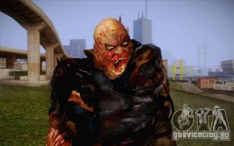 Зомби для GTA San Andreas третий скриншот