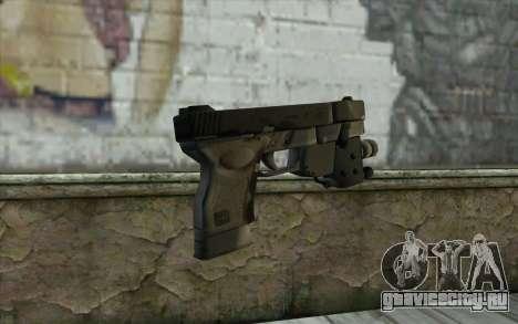 Glock 33 Advance для GTA San Andreas второй скриншот