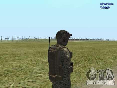 Альфа Антитеррор для GTA San Andreas пятый скриншот