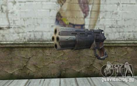 Mercy Gun для GTA San Andreas