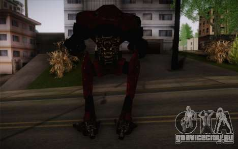 Bio-Mechanoid из SS3 для GTA San Andreas второй скриншот