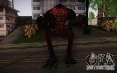 Bio-Mechanoid из SS3 для GTA San Andreas