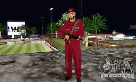 Bug Star Robbery для GTA San Andreas второй скриншот