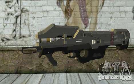 Halo Spartan Laser для GTA San Andreas
