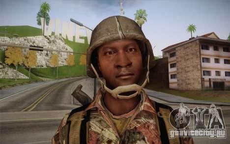 U.S. Soldier v3 для GTA San Andreas третий скриншот