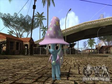 Trixie для GTA San Andreas