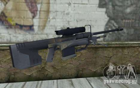 Sniper Rifle from Halo 3 для GTA San Andreas второй скриншот