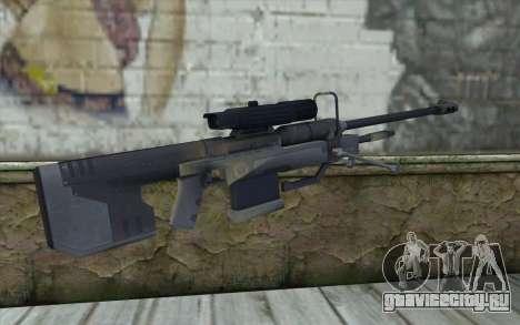 Sniper Rifle from Halo 3 для GTA San Andreas второй скриншот