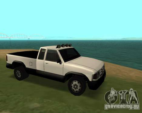 Новый Pickup для GTA San Andreas