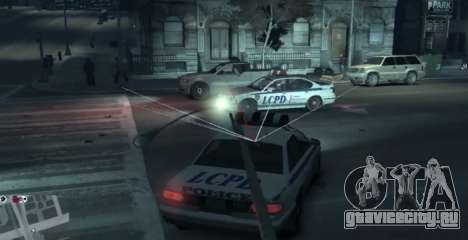 Watch Dogs Style MOD для GTA 4 второй скриншот