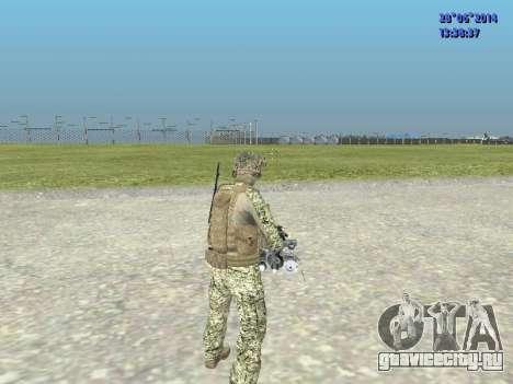 Альфа Антитеррор для GTA San Andreas седьмой скриншот