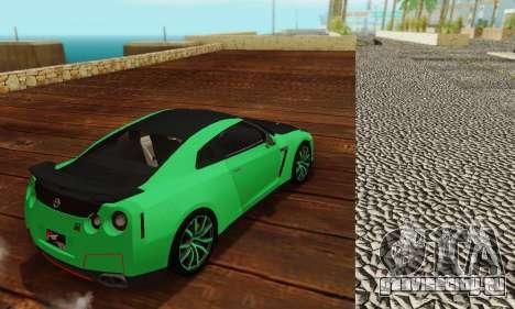Heavy Roads (Los Santos) для GTA San Andreas седьмой скриншот