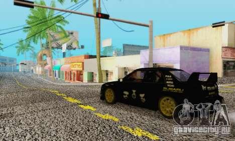 Heavy Roads (Los Santos) для GTA San Andreas четвёртый скриншот