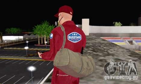 Bug Star Robbery для GTA San Andreas четвёртый скриншот