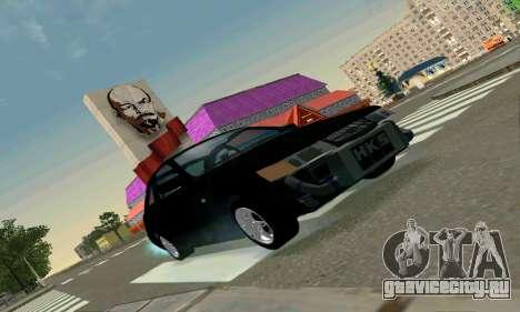 ВАЗ 21123 TURBO-Кобра v2 для GTA San Andreas