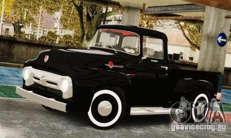 Ford F100 Hot Rod Truck 426 Hemi для GTA 4 вид справа