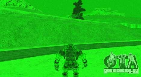 TitanFall Atlas для GTA San Andreas восьмой скриншот
