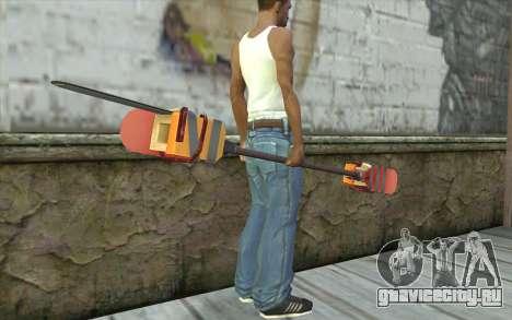 Paddlesaw для GTA San Andreas третий скриншот