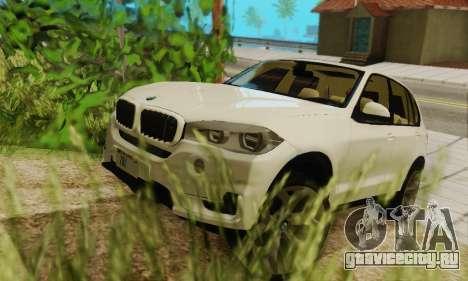 BMW X5 (F15) 2014 для GTA San Andreas вид сбоку