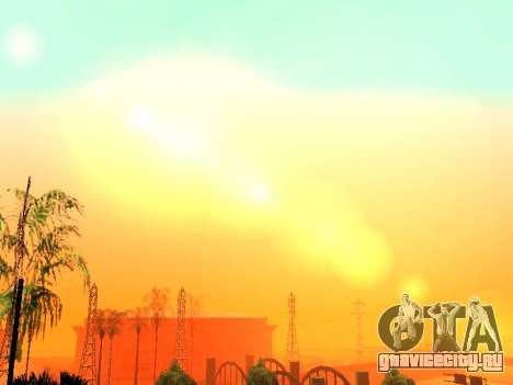 Beta Timecyc для GTA San Andreas шестой скриншот