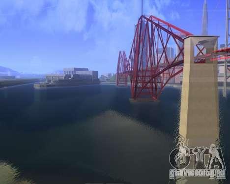 SAMP Water FIX для GTA San Andreas