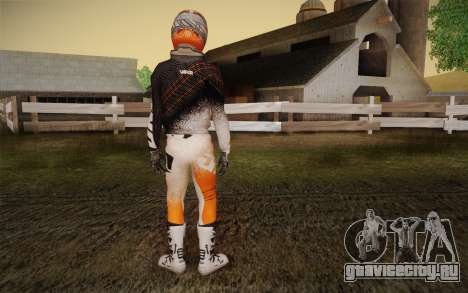 One Industries Vapor 2013 для GTA San Andreas второй скриншот