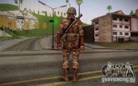U.S. Soldier v3 для GTA San Andreas второй скриншот