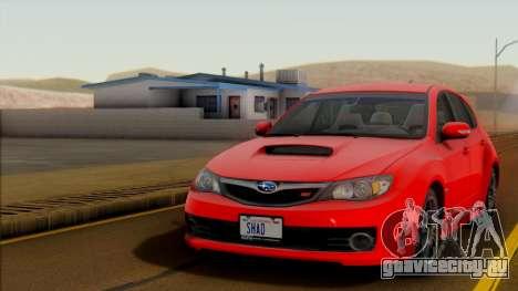 SA Beautiful Realistic Graphics 1.7 Final для GTA San Andreas восьмой скриншот