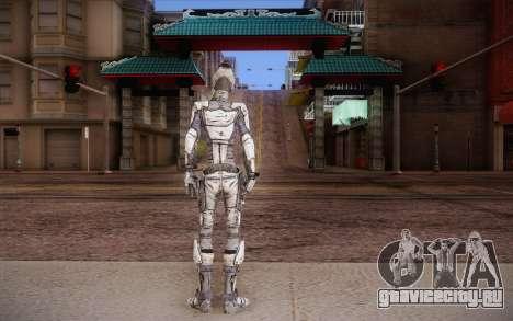 Zer0 из Borderlands 2 для GTA San Andreas второй скриншот